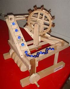 Wood Work Plans For A Wooden Marble Machine PDF Plans
