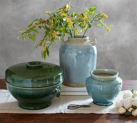 souvenir vases pottery barn