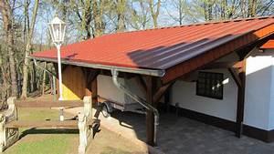 Carport Mit Anbau : carport als anbau an garage karst holzhaus ~ Articles-book.com Haus und Dekorationen