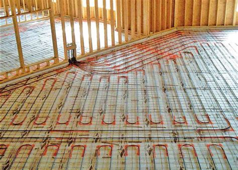 Radiant Heating Systems Installation  247 New Jersey