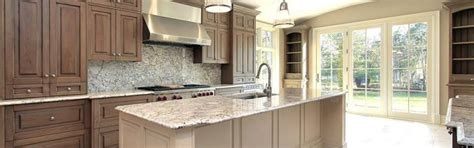 kitchen and bath countertops and cabinets in bergen county