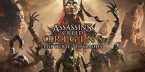 New DLC for Assassin's Creed Origins: The Curse of the ...