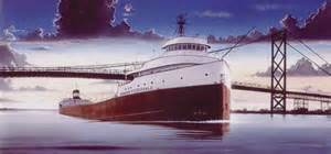 the sinking of the ss edmund fitzgerald irish america