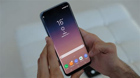samsung galaxy s8 plus review trusted reviews