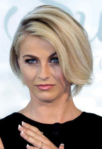 Hairstyles: Julianne Hough ? Short Bob   Sophisticated