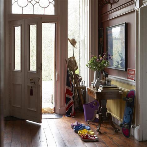 Entryway Pictures Ideas by Traditional Hallway With Wooden Floor Hallway Ideas
