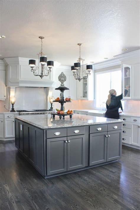 white kitchen grey floor best 25 grey kitchen floor ideas on pinterest grey tile 141 | fbdbcabdd3175a0062e201305cd6d426 grey cabinets urban bronze cabinets