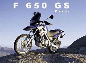 Bmw F650gs Dakar F 650 Gs Motorcycle Service Manual Pdf