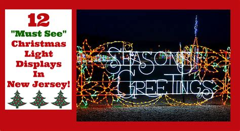 best christmas lights in nj the ultimate guide to the best christmas light displays in