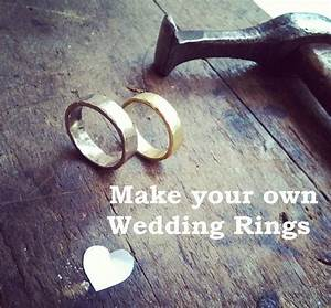 how to create your own wedding bands With how to make your own wedding ring