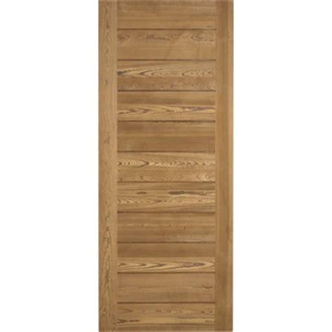 porte de chambre leroy merlin porte pour système coulissant en pin brut sumatra artens