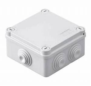 Boite De Derivation Electrique : boite de derivation guide d 39 achat ~ Dailycaller-alerts.com Idées de Décoration