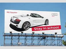Car ads 40+ Clever Automobile Advertisements designrfixcom