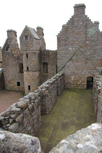 Tolquhon Castle Scotland