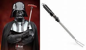 Darth Vader Lightsaber BBQ Fork - The Green Head