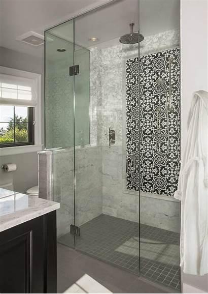 Tile Bathroom Shower Designs Trends Bold Bath