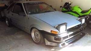 1985 Toyota Corolla Gts Ae86 4age Lsd For Sale