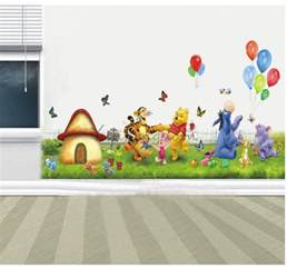 Wall Stickers For Kids Bedrooms by Walls Cartoon Wall Stickers For Kids Rooms Wall Stickers