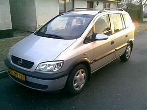 2002 Opel Zafira Photos  Informations  Articles