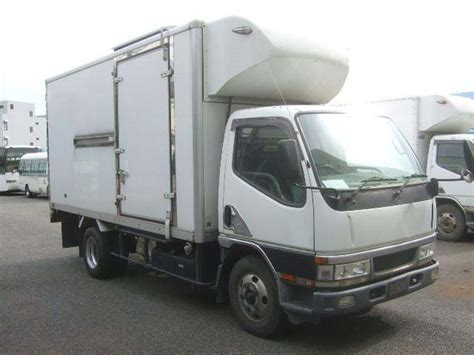 Mitsubishi Canter Refrigerator, 2000, Used For Sale