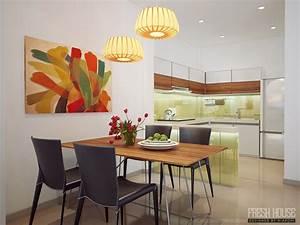 Dining room art interior design ideas