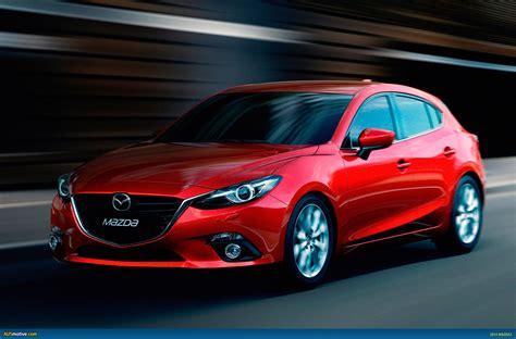 Ausmotivecom » Thirdgeneration Mazda3 Revealed