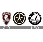 Plymouth Logo Evolution  Logos Pinterest