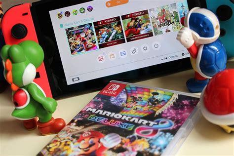 A partir de 6 años. Switch ya vendió en Japón más juegos que todo lo de Wii U - La Tercera
