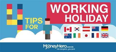 4 Tips for working holiday insurance