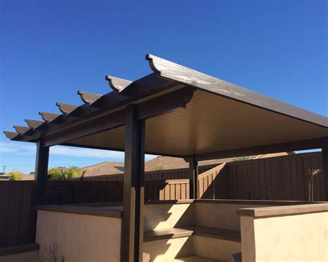 diy alumawood patio cover kits solid freestanding patio covers   diy patio cover