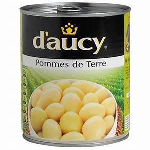 Boite A Pomme De Terre : pommes de terre daucy boite 4 4 530g tous les produits conserves de l gumes l gumes secs ~ Teatrodelosmanantiales.com Idées de Décoration