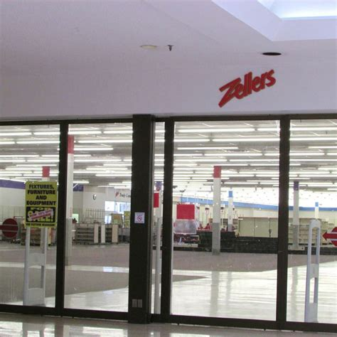 zellers  elgin mall st thomas ontario march