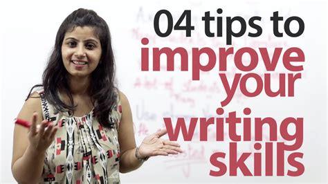 best how to improve your writing skills sle