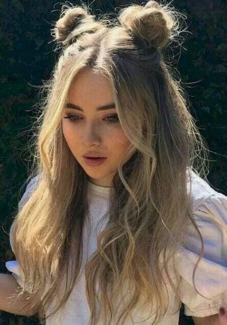 peinados  cabello suelto  afinar el rostro