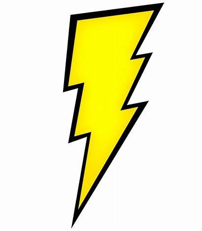 Lightning Bolt Clipart Drawing Lightening