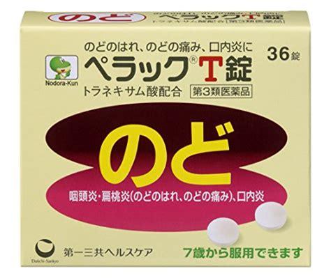 トラネキサム 酸 風邪 薬