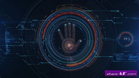 free ae templates hi tech opener after effects project videohive 187 free after effects templates after
