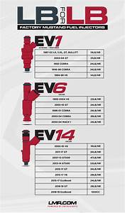Ford Engine Sizes Chart
