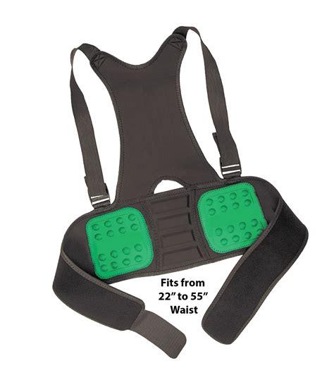 Back Brace Posture Corrector by Posture Magic- Adjustable ...