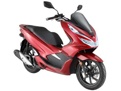 2018 Honda Pcx150 Scooter In Malaysia