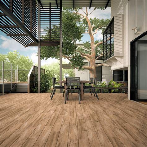 Terrassenplatten Starwood Holzoptik