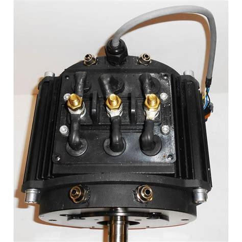 Motenergy motor, ME1304 Brushless, Water-Cooled