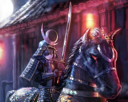Nexus Anime Wallpaper - evil samurai other anime background wallpapers on