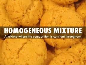 HomogenEous mixture by tadedele0057