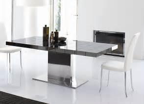 bonaldo lingotto extending dining table dining furniture dining tables