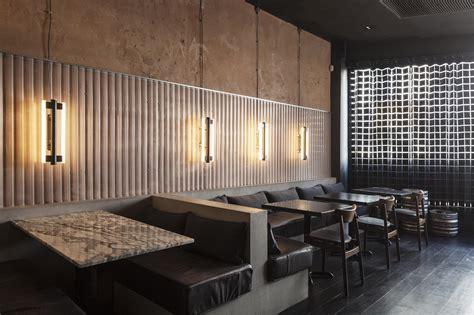 Innovative Bar Design by Stripped Back Burger Bar Run For The