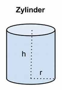 Zylinder Volumen Berechnen : k rperberechnung volumenberechnung aufgaben ~ Themetempest.com Abrechnung