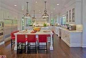 This gourmet kitchen is the happiest spot in the home