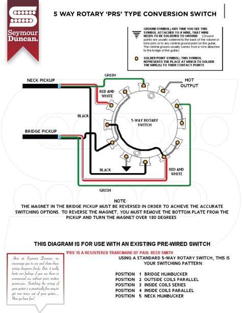 Wiring Diagrams Seymour Duncan