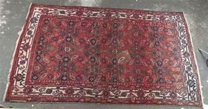 tapis bakhtiar laine et coton le champ rouge meuble de With tapis bakhtiar prix